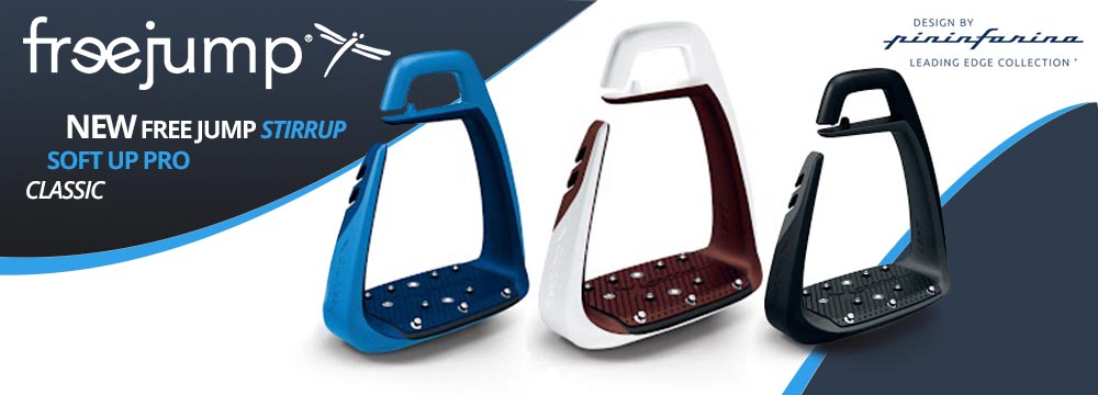 Nuove Staffe Freejump SOFT UP CLASSIC
